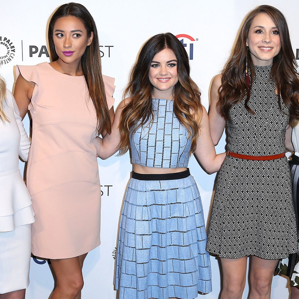 """The Paley Center For Media's PaleyFest 2014 Honoring """"Pretty Little Liars"""""""
