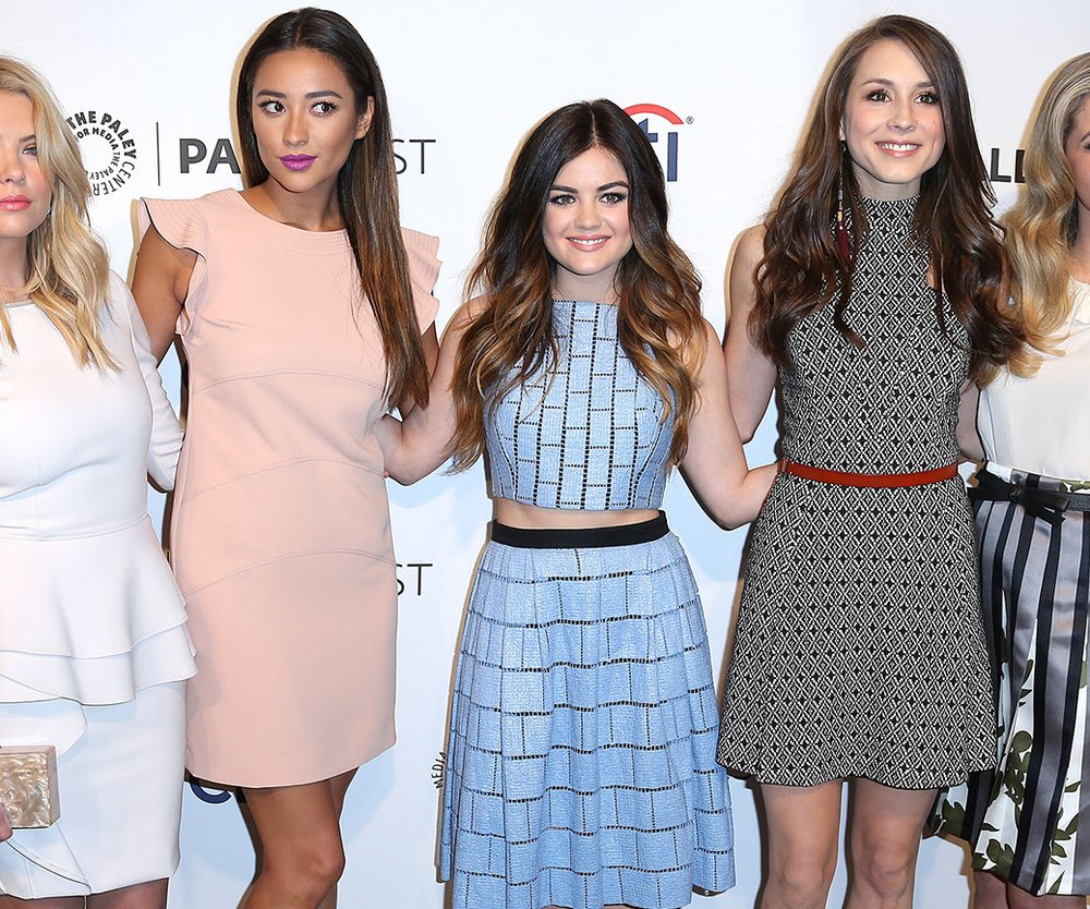 "The Paley Center For Media's PaleyFest 2014 Honoring ""Pretty Little Liars"""