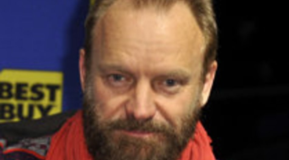 Sting: Nicht immer ein Schwerenöter
