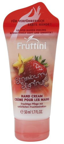 Fruttini Body Sorbet: Stiftung Erdbeertest