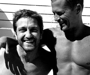 Til Schweiger: Im Urlaub mit Gerard Butler