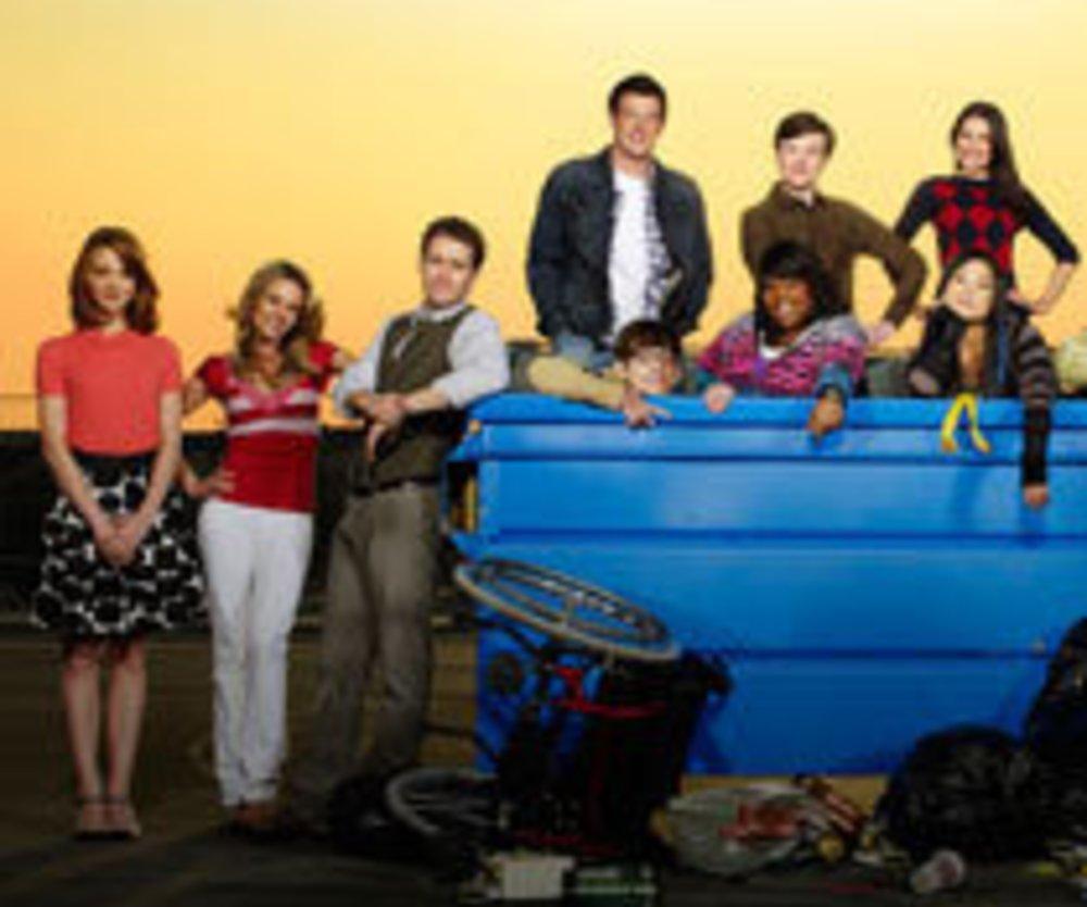 Glee: Flashmob zum Deutschland-Start