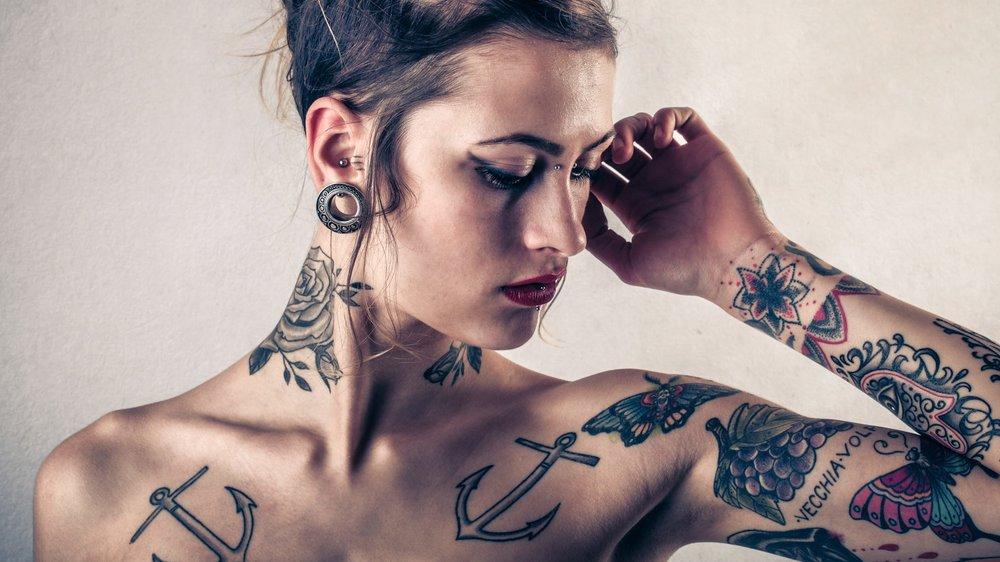 Tattoo-Trends 2018