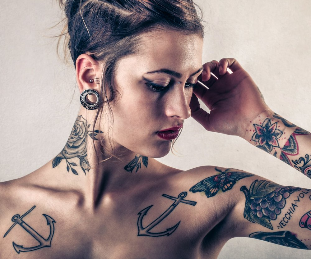Tattoo-Trends 2018