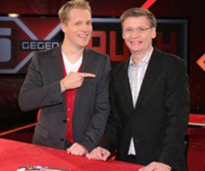 """Günther Jauch und Oliver Pocher heute Abend in """"5 gegen Jauch"""""""