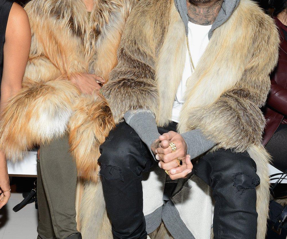 Chris Brown liebt Karrueche Tran noch immer