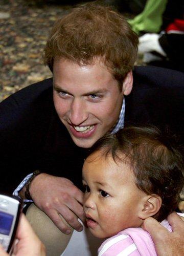 Prinz William setzt sich für schwache Kinder ein