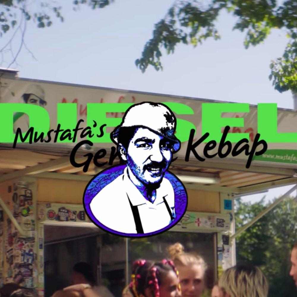 Diesel x Mustafa's Gemüse-Kebap Kollaboration