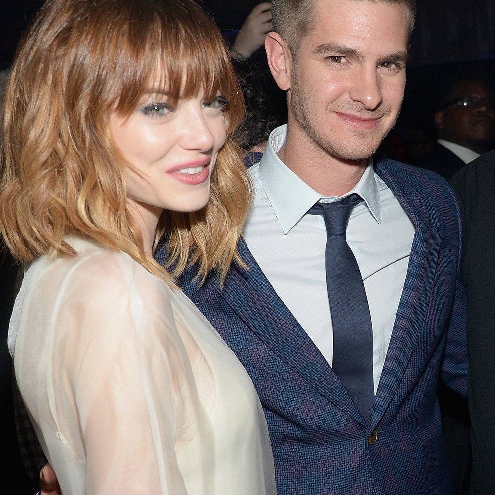 Emma Stone und Andrew Garfield halten wieder Händchen
