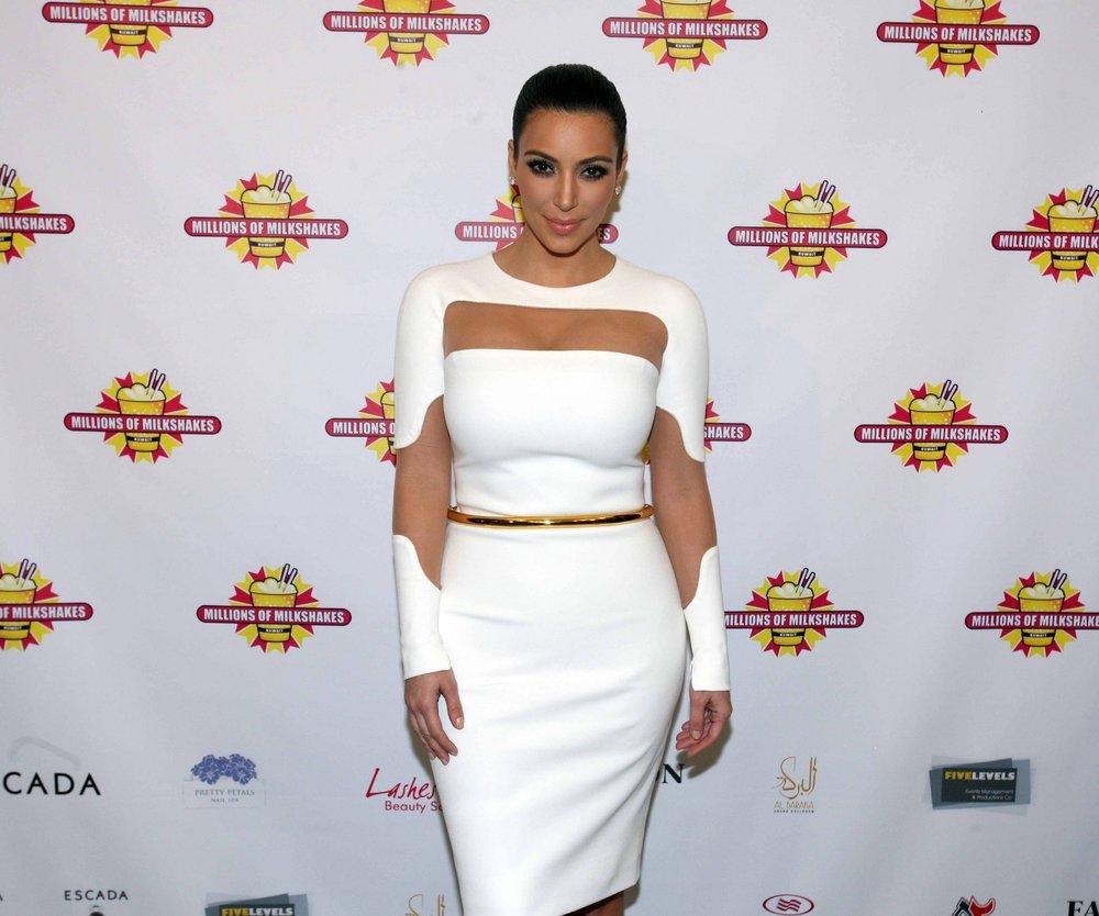 Kim Kardashian bekämpft Falten mit Vampir-Lifting