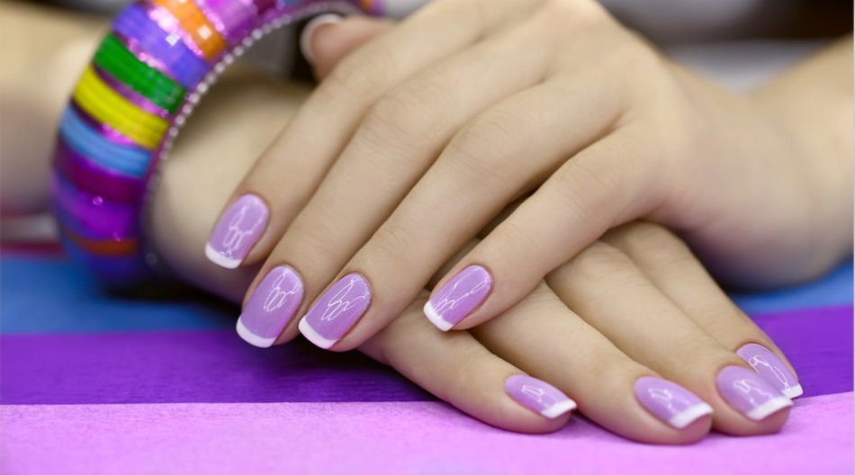 New French Manicure