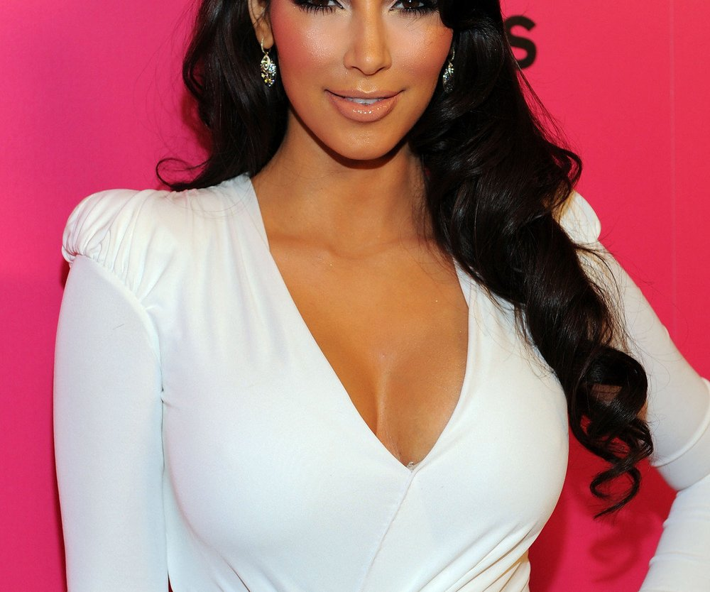 Kim Kardashian weinte über Monate