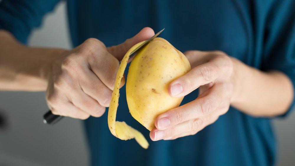 Wie gesund ist die Kartoffeldiät?
