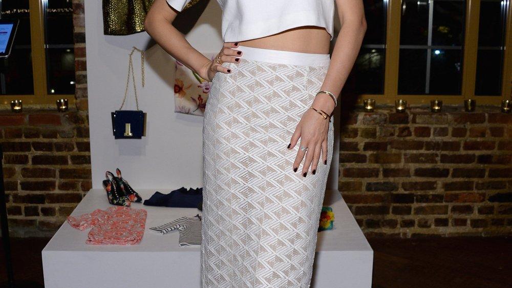 Miranda Kerr für H&M