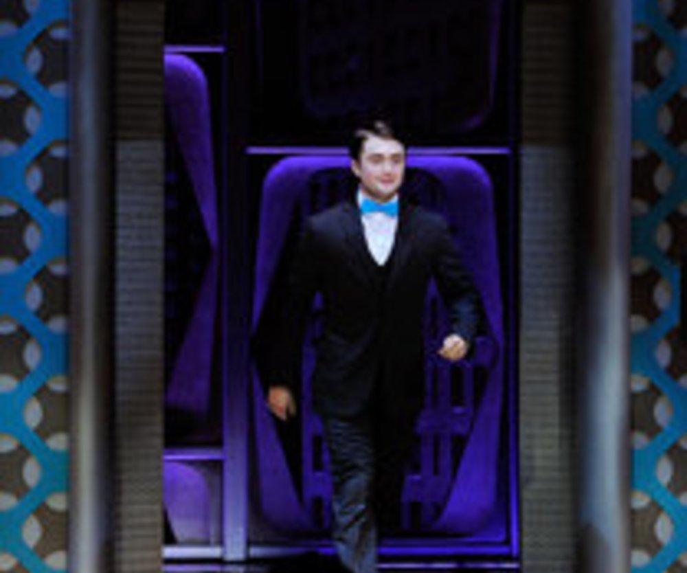 Daniel Radcliffe: Premiere am Broadway!