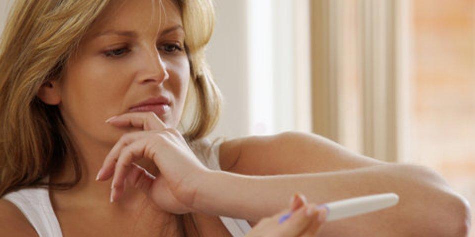 Eine ungewollte Schwangerschaft bringt viele Fragen