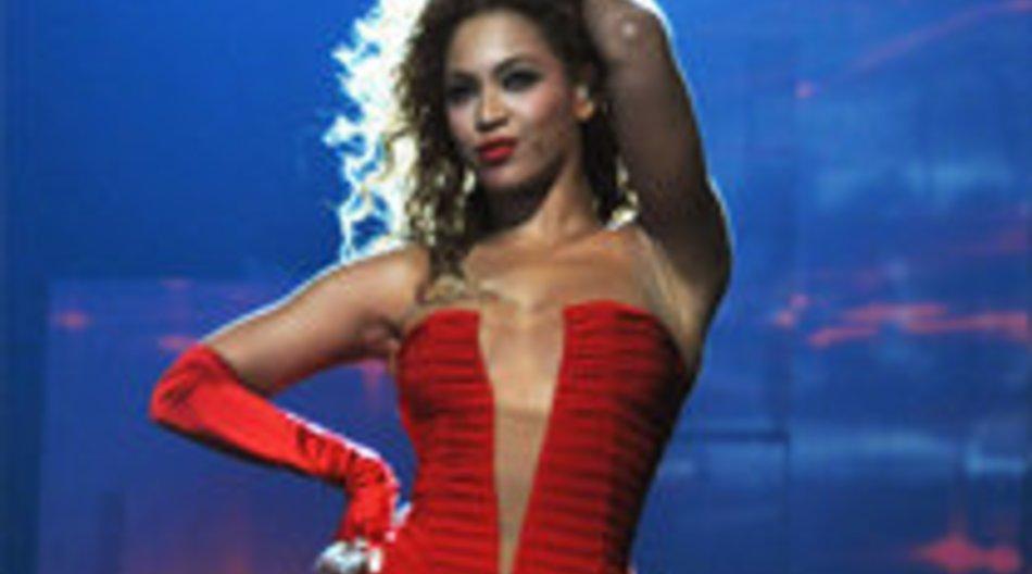 Beyoncé Knowles hatte keine weiblichen Vorbilder