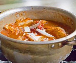 Kimchi Suppe
