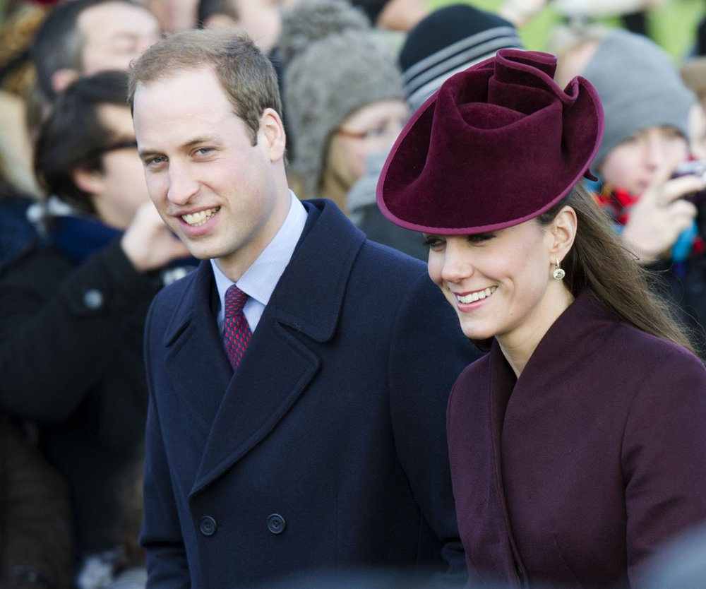 Prinz William und Kate Middleton: Silvester im Zelt