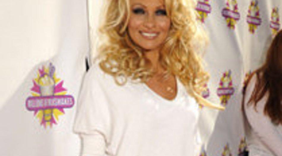 Pamela Anderson: Rüge für Janet Jackson