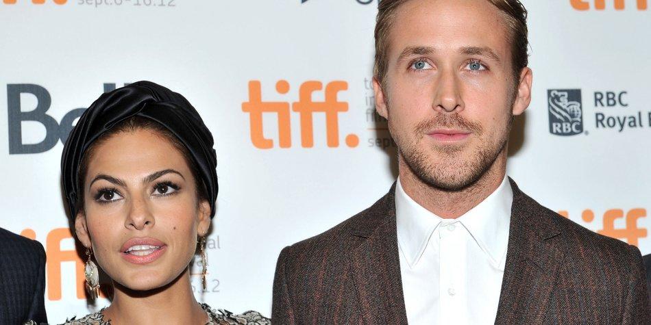 Ryan Gosling und Eva Mendes: Das Geschlecht des Babys steht fest!
