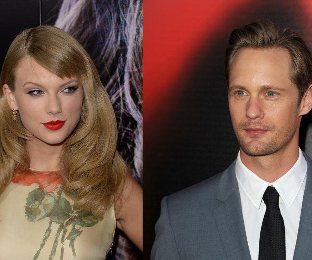 Taylor Swift und Alexander Skarsgard: Ein Paar?