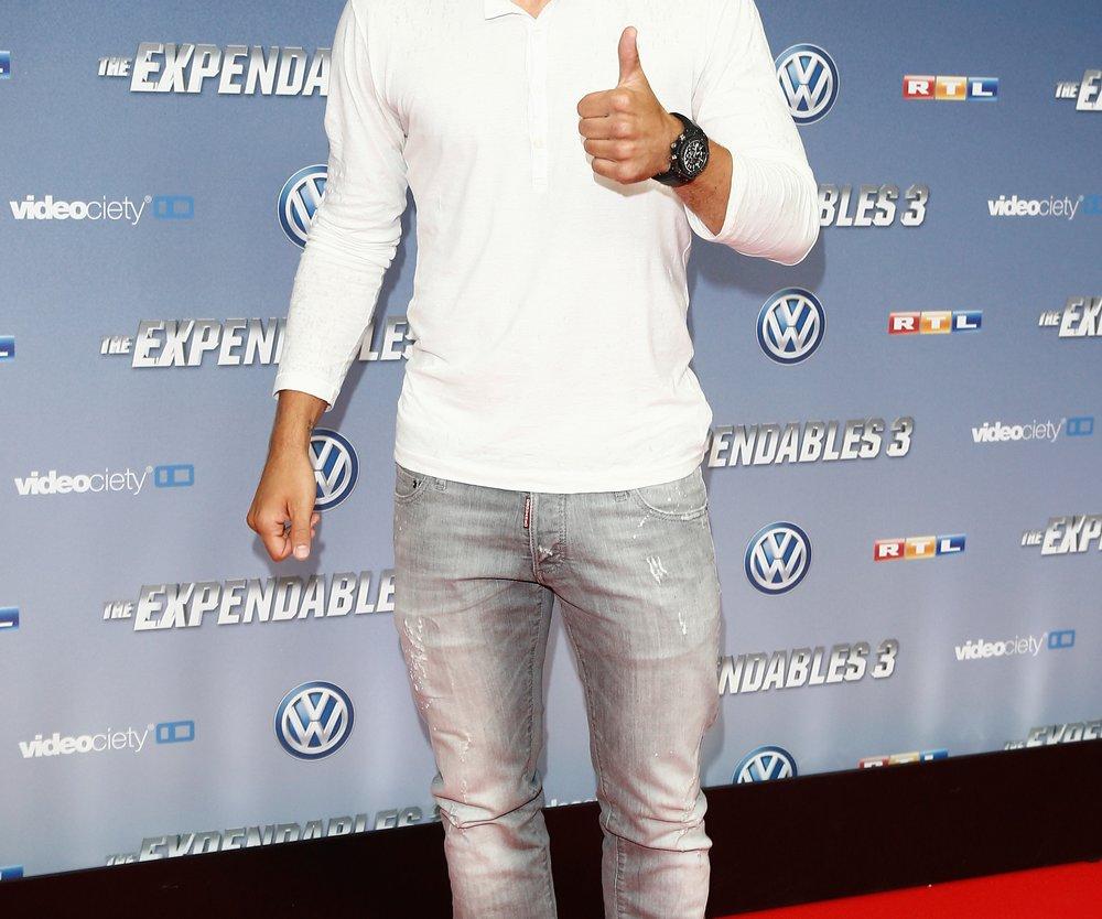 "Lukas Podolski tritt bei ""Schlag den Star"" an"
