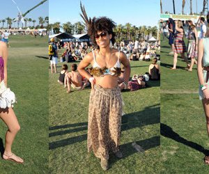 Coachella: Die coolsten Looks