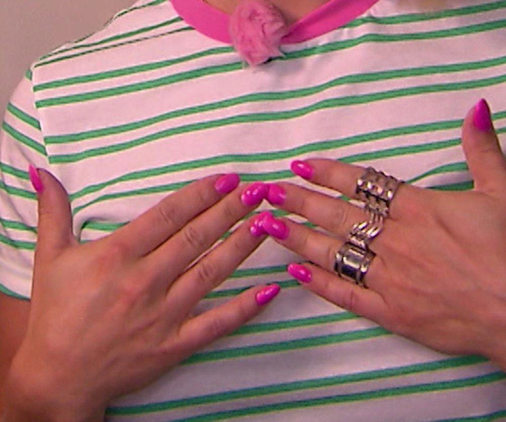 russian manicure rtl