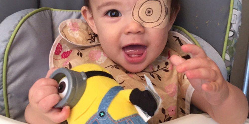 Reddit Fotostrecke: Layla als Minion