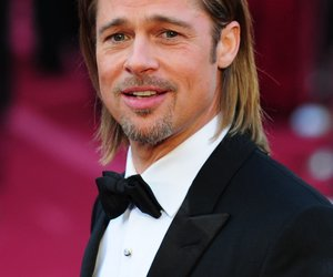 Brad Pitt als Moderator