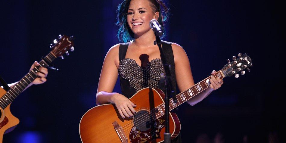 Demi Lovato arbeitet an einem neuen Album