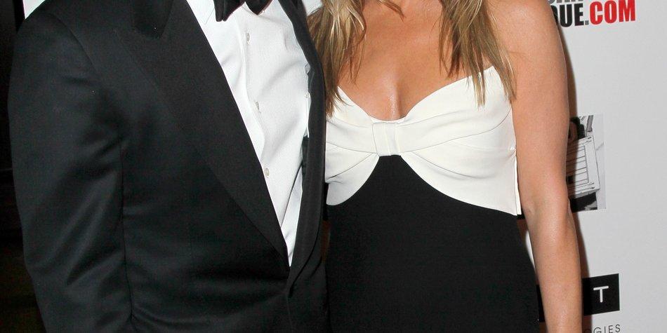 Jennifer Aniston: Trainiert ihr Verlobter zu viel?