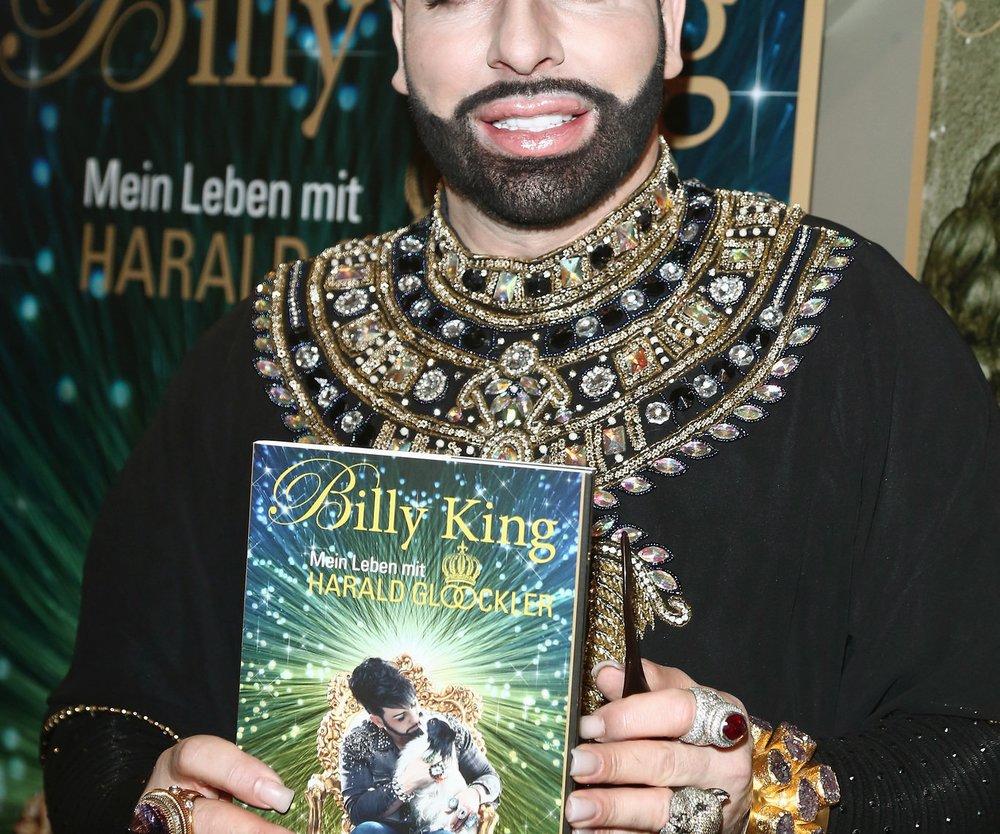 Harald Glööckler verzichtet auf Das Supertalent