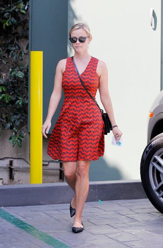 Reese Witherspoon in Kalifornien
