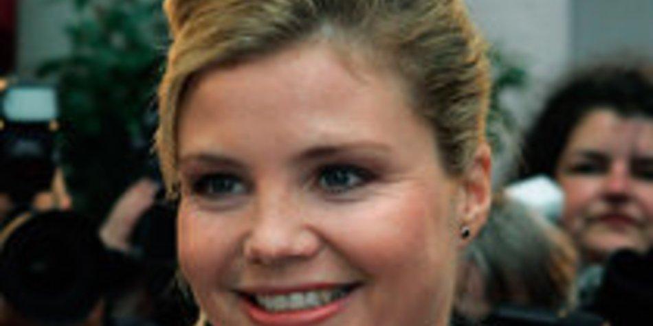 Annette Frier in Erdbeereis mit Liebe im TV