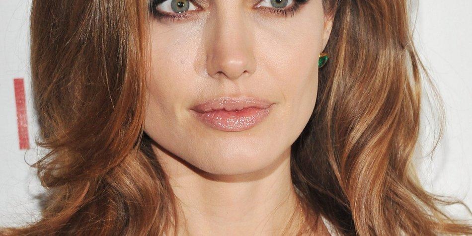 Angelina Jolie drängt ihre Kinder nicht