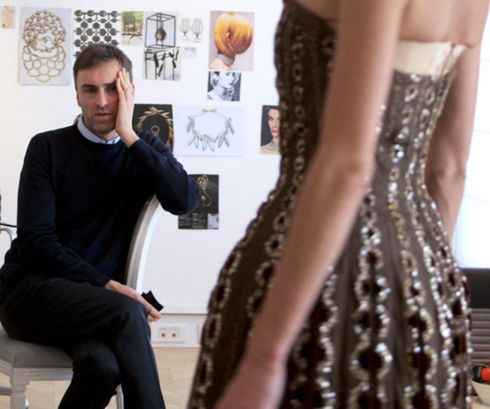 """Raf Simons """"Dior and I"""""""