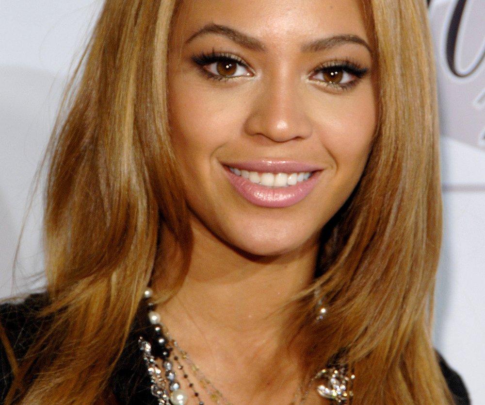 Beyoncé ist glücklich