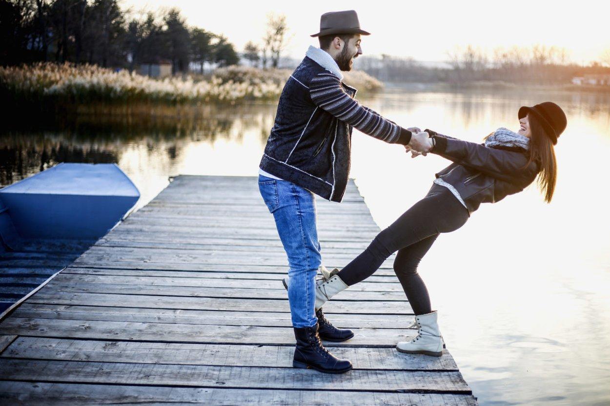 Vertrauen lernen in Beziehungen