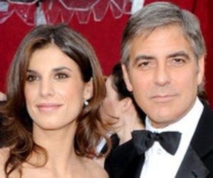 George Clooney: Er steht zu Elisabetta