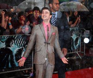 Daniel Radcliffe hatte Spaß beim Dreh