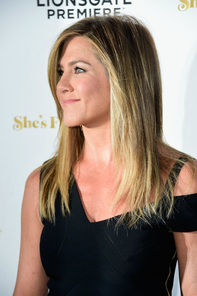 Jennifer Aniston auf dem Red Carpet
