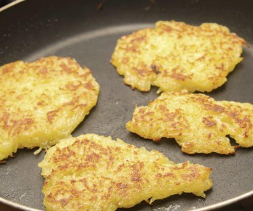 Kartoffelpuffer selbst gemacht