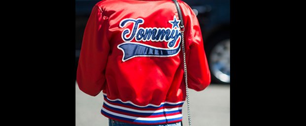 Tommy Hilfiger Streetstyle