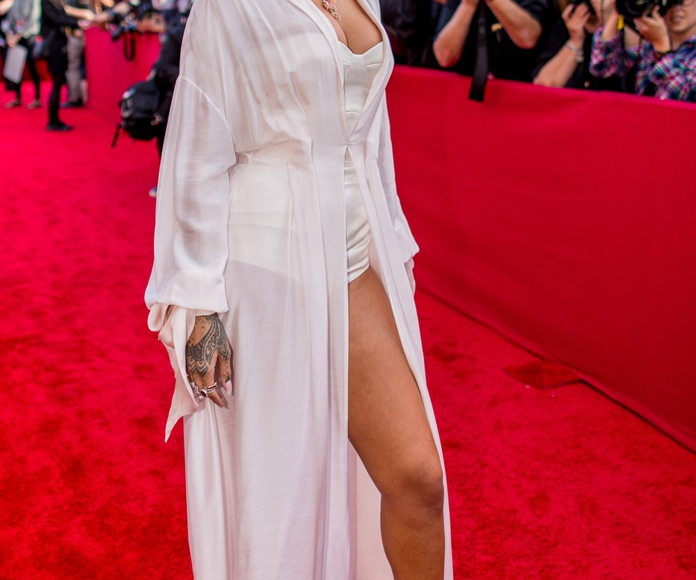 Rihanna: Datet Drake eine Stripperin?