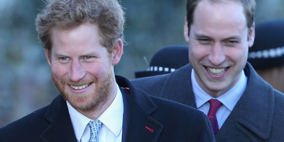Wird Prinz Harry der neue Nachbar von Prinz William und Kate Middleton?