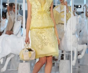 Pariser Chic bei Louis Vuitton