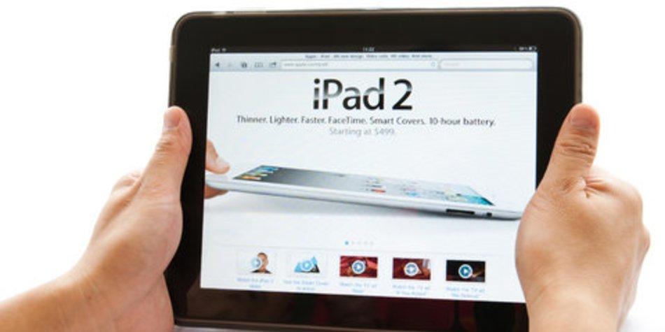 Medien: Suche iPad biete Niere
