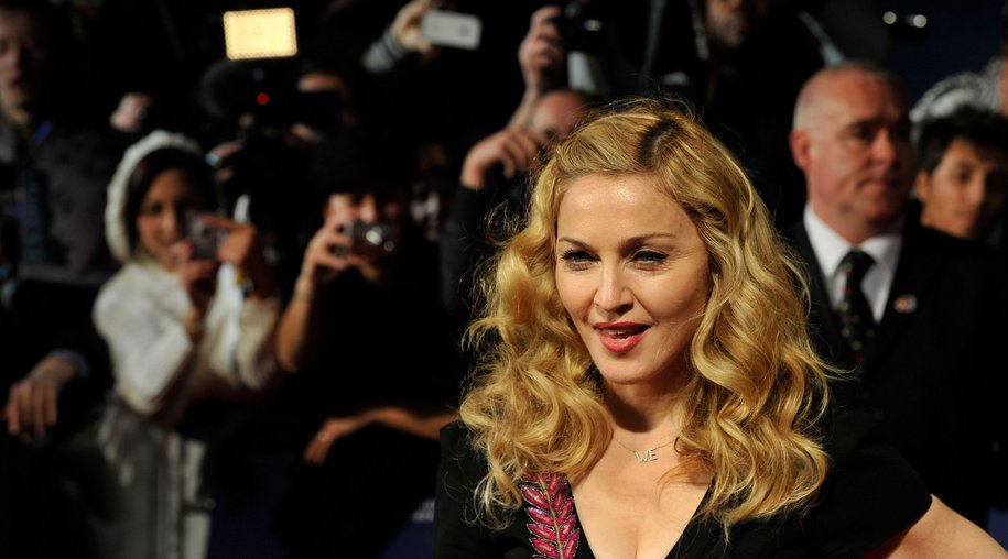 Madonna wird ausgebuht